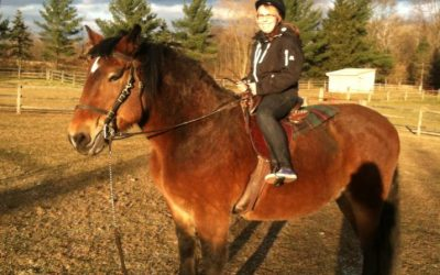 Endurance Riding and Einstein