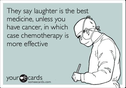 Check box. Live life. Cancer.